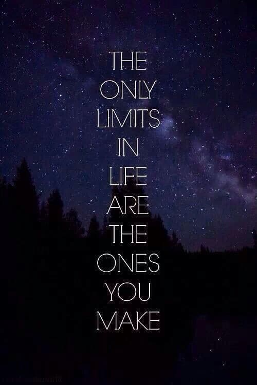 What limits? · MoveMe Quotes