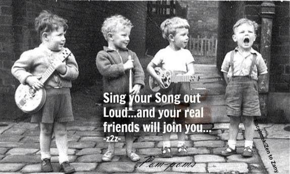 ...Real loud!