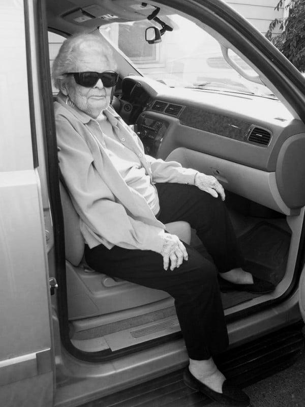 Midge - My 104 Year Old Great Grandmother
