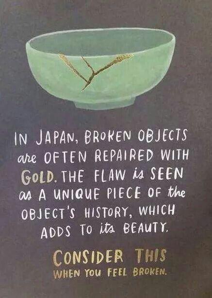 Feeling broken?