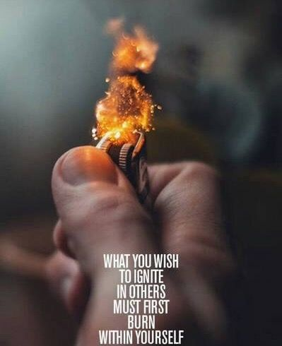 Unleash the fire within!