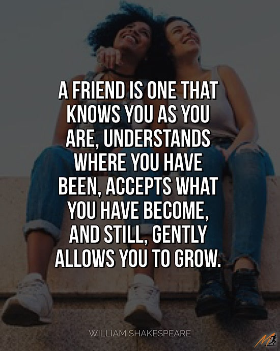 10 Deep And True Friendship Quotes For You To Cherish Moveme Quotes